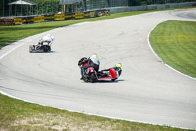 Road America AHRMA Vintage Motorcycle Racing  2016