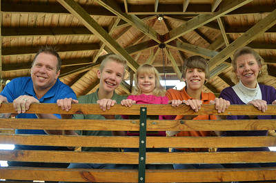 Family Photos Fall 2011