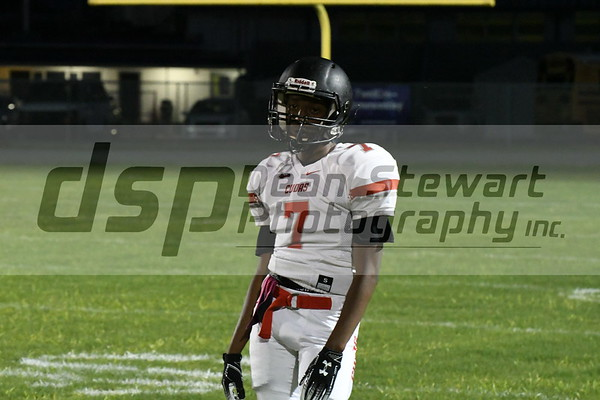 New Smyrna JV Football Sept 19th