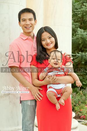 Jiang Family 2014