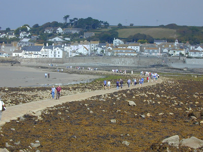 NT - St Michael's Mount, Cornwall