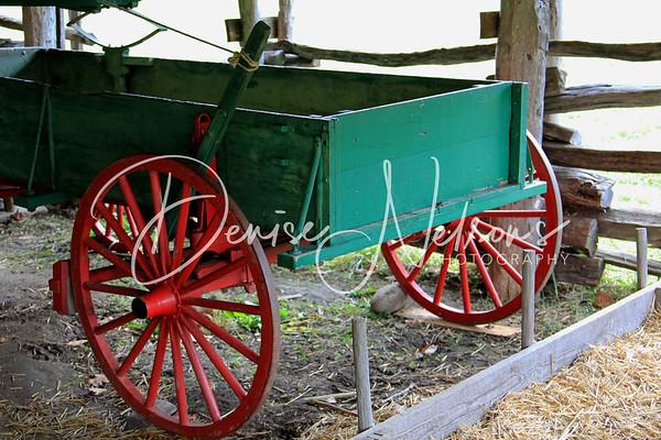 Mountain Farm Museum NC