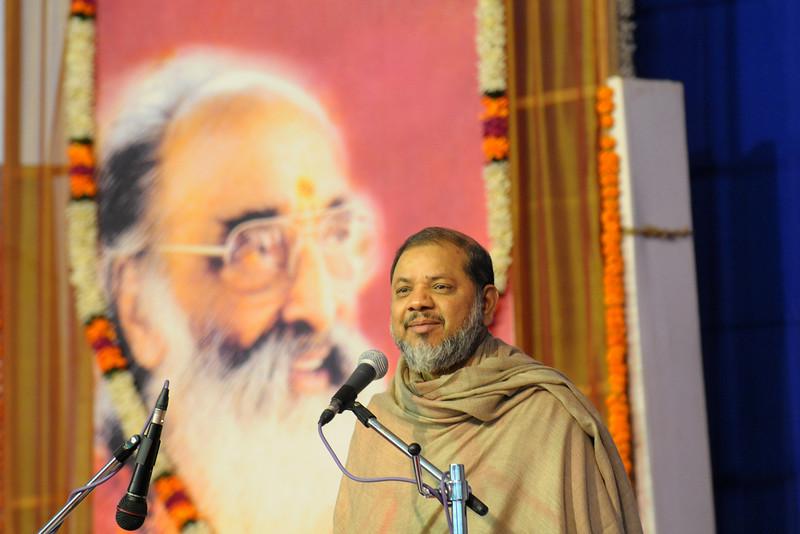 Chinmaya Mission's 25th AICHYK (All India CHYK) Conference, 16th to 18th January 2009 at Chinmaya Vibhooti, Kolwan, Maharashtra, India.