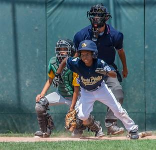 Grosse Pointe v Macomb, Baseball, 7-21-12