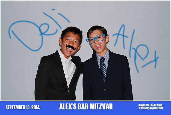 2014-09-13 Alex's Bar Mitzvah