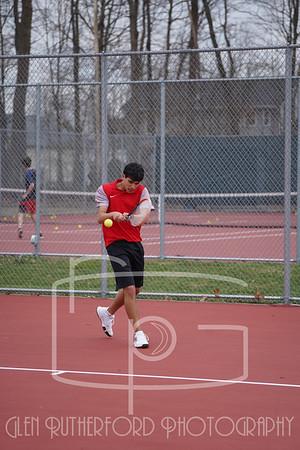 WHS Boys' Tennis '19