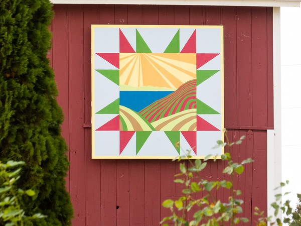 Barn Quilts of Old Mission Peninsula