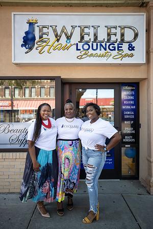 Jeweled Hair Lounge & Beauty Spa