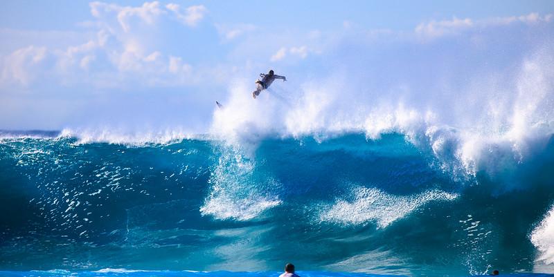 Surfing Bronte Beach 2014