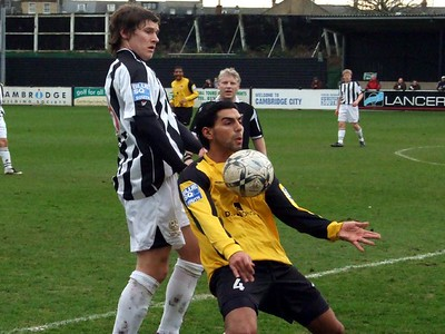 Hayes and Yeading (H) 26/01/08