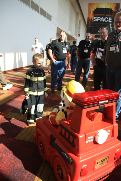 A Day With Jaxon at FDIC 2014