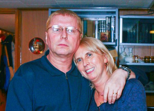 Celebrating Iulian, 51th Birthday - March 13, 2009
