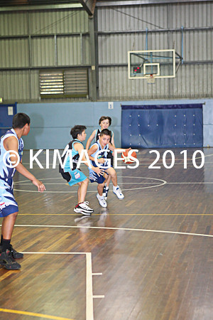 U/12 M2 Penrith Vs Bankstown 2-5-10