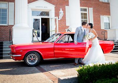 The Lafayette Hotel Wedding of Sabrina & Jonathan