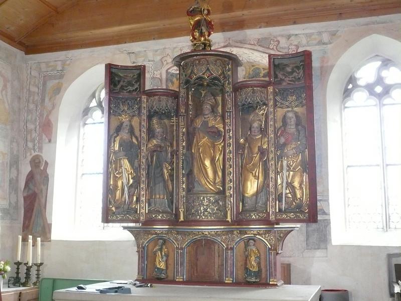 St. Josten_Hegner Altar