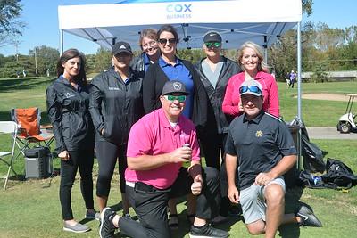 5th Annual Cox Customer Appreciation Golf Tournament Oct 14, 2019