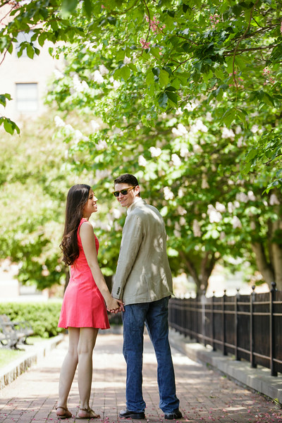 Jenn's engagement - Meghan Thomas Photography