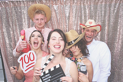 4-30-21 Atlanta Photo Booth - Taylor & Scott's Wedding - Robot Booth