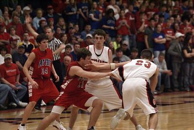 Boys' Basketball vs. Fort Frye
