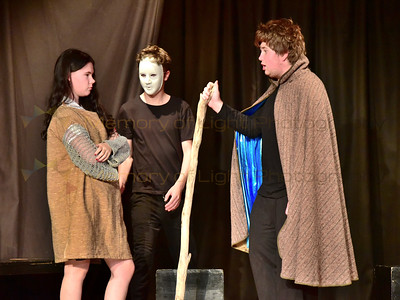 Newlands College: The Tempest - Act I sc i, ii