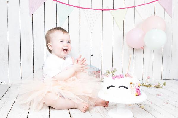 Lottie's 1st Birthday