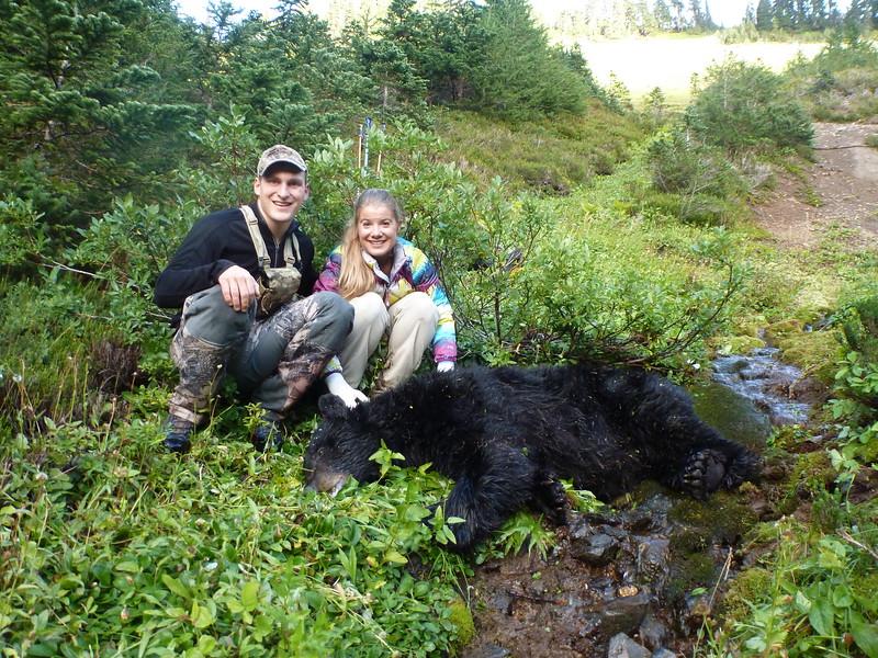 2013 Washington Booner black bear
