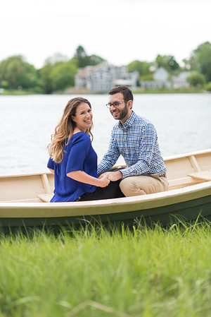 Anna and Kenneth's Engagements