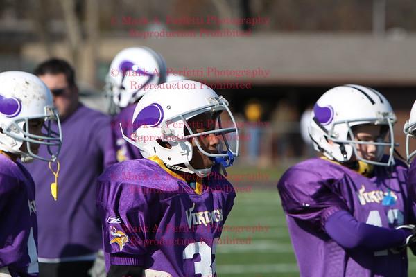 Senior Super Bowl Vikings vs Bears 11-7-2009