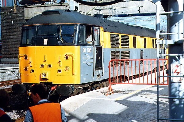 31105 at Northampton on the 2nd April 1994
