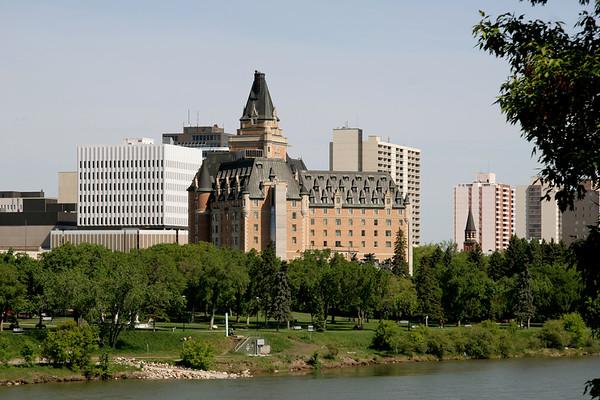 Walkies around Saskatoon