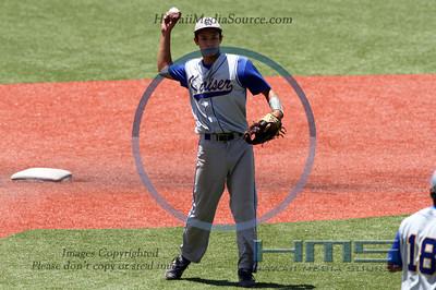 Kaiser Baseball - Cam 5-14-14