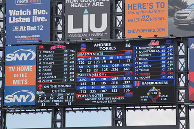 Mets-Reds Jun 17 2012