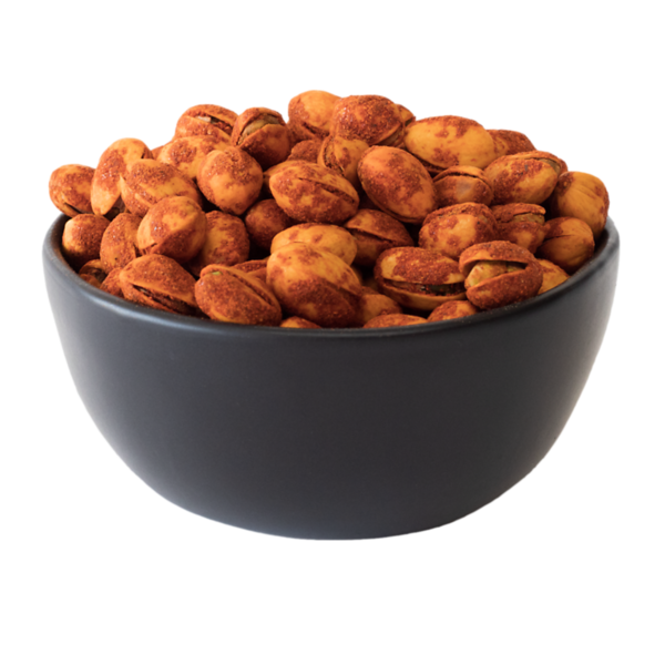 Fresh Chile Company - New Mexico Pecan - Red Chile Pistachios.png