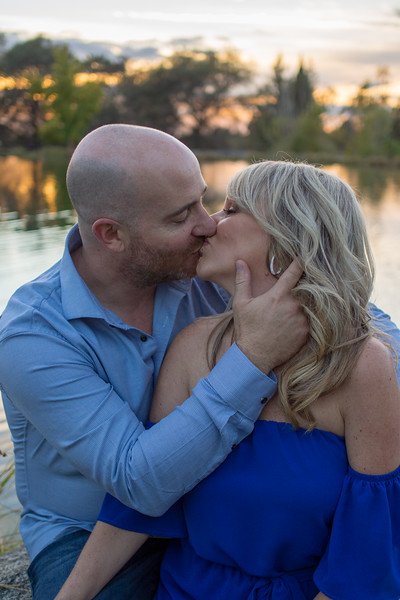 2018 April and Steve's Engagement