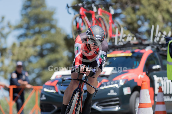 AMGEN Tour of California Stage 6 Time Trials, Big Bear, CA, 19 May 2017