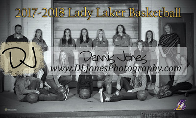 Lady Laker Basketball 2017-2018 Team and Individual
