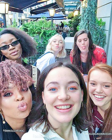 Motherland Cast Outings - 2019