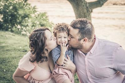 VanDenBusch Family + Maternity
