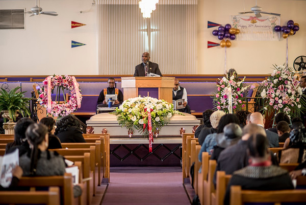 Home going Celebrations for Sherry (Dusty)