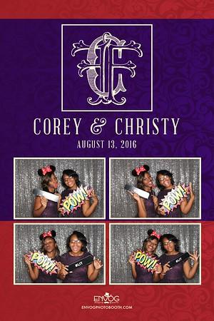 Corey & Christy (prints)