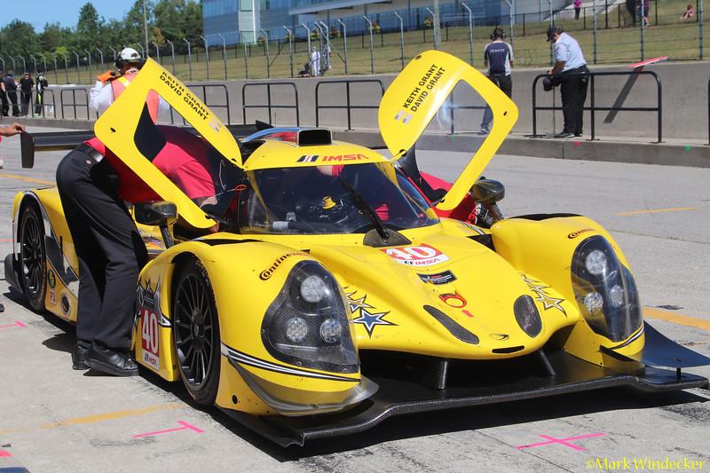 LMP3 Polestar Motor Racing Inc. Ligier JS P3