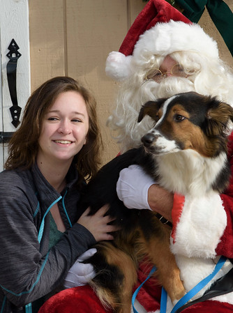 Pet Pictures With Santa 2017
