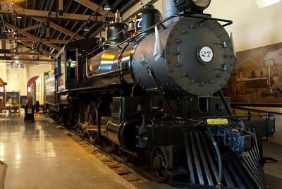 Nevada State Railroad Museum, Carson City, NV