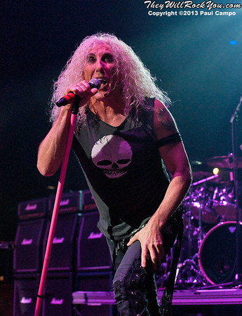 Twisted Sister <br> May 4, 2013 <br> M3 Rock Festival - Columbia, MD <br> Photos by: Paul Campo