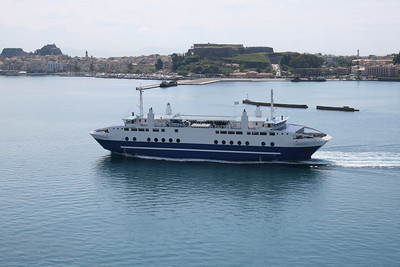 HELLENIC FERRY BOATS
