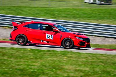2021 SCCA Pitt Race Aug TT Warm 37 Civic
