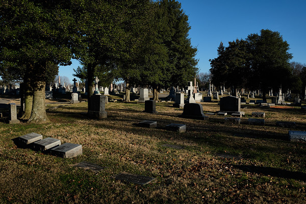 St Louis Cemetery 12-17-18