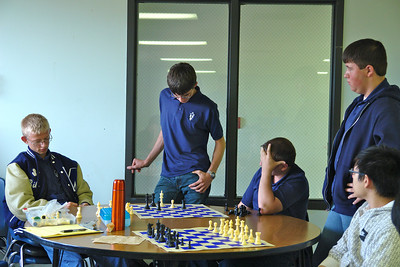 TMP-M Chess at Wichita Independent