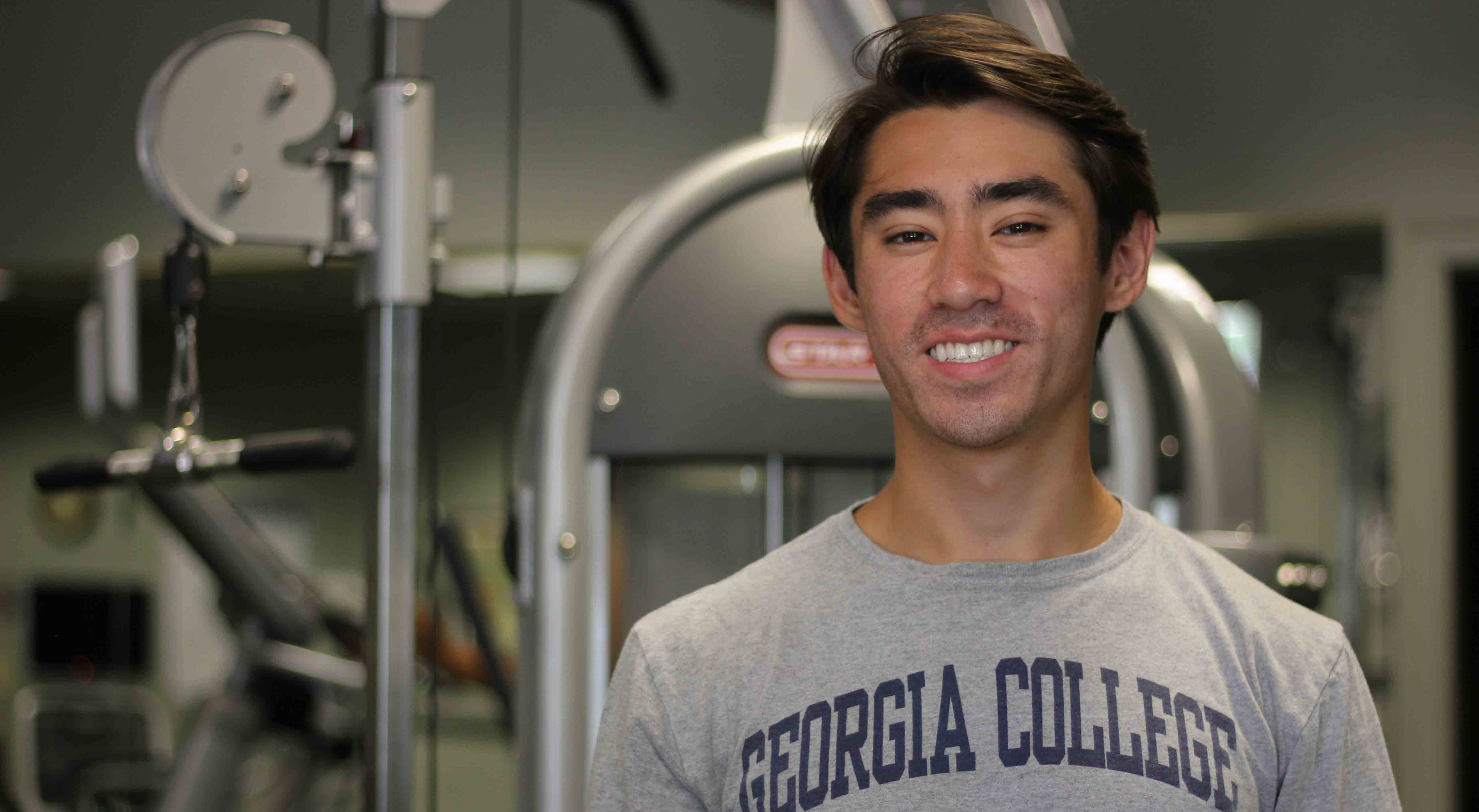 Image for Life-long goal of improving health drives student to pursue physical therapy