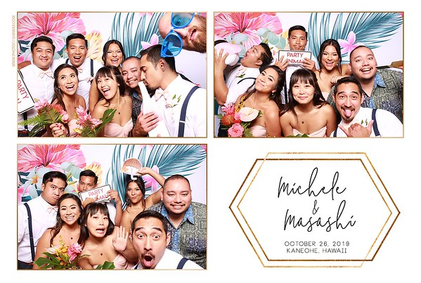 Michele & Masashi (Fusion Photo Booth)
